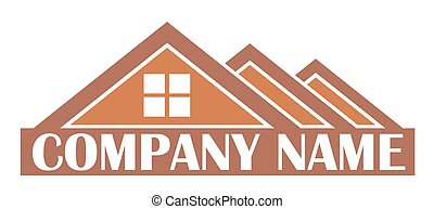 Logo cottage settlement. - A logo of the cottage settlement...
