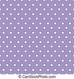 Violet simple pattern - seamless vector background
