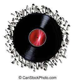 Musical Notes Record