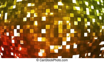 Light Hi-Tech Squares Globe 04 - Thank you for choosing this...