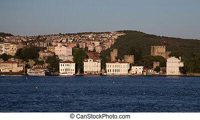 Anatolian Castle in Istanbul - Anatolian Castle in Beykoz,...
