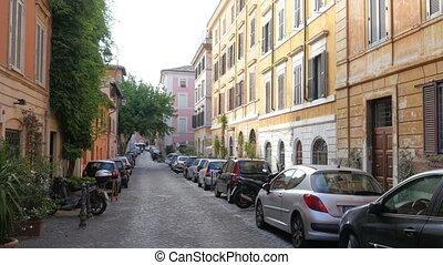 """""""daily life of rome, italy, 4k"""""""