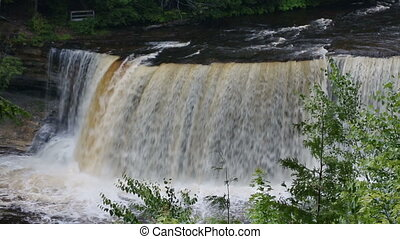 Upper Tahquamenon Fall Plunge Loop - Seamless loop features...
