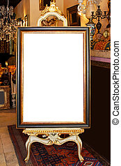 Picture easel