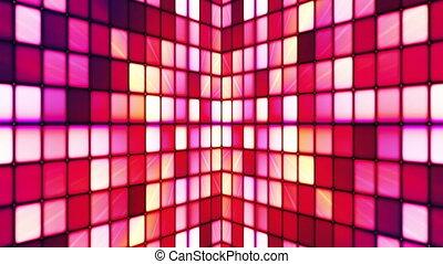 Twinkling Hi-Tech Cubes Walls 05 - Thank you for choosing...
