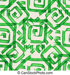 Seamless Marker strokes - Hand painted background. Abstract...