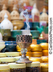 Incense burner in Oman