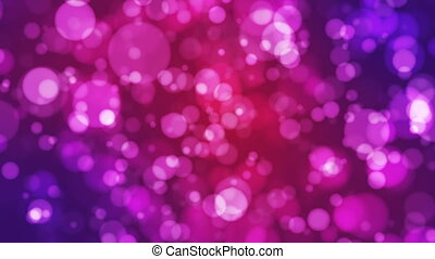 Broadcast Light Bokeh, Pink, Events, Loopable, HD - Thank...