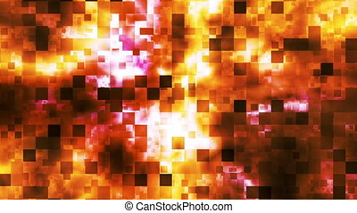 Abstract Hi-Tech Fire Patterns 09 - Thank you for choosing...