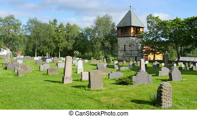 """graveyard near oslo, norway"""