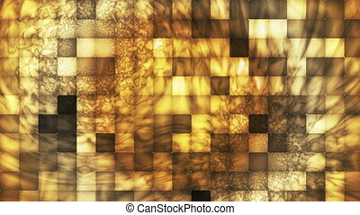 Broadcast Abstract Hi-Tech Smoke Tile Patterns, Multi Color, Abstract, Loop, HD