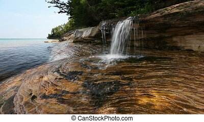 Little Lake Superior Waterfall Loop