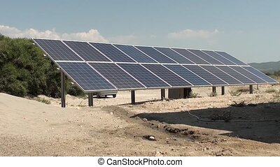 Solar battery system in Turkey2