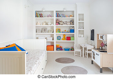 Room for a child - Cozy and beautiful room for a child