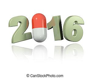 Pill 2016 design