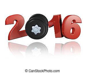 Dumbbell 2016 design