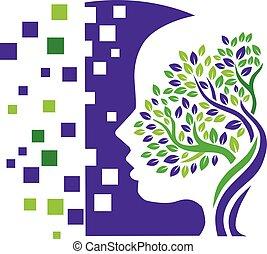 Psychology Concept Design