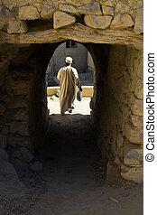 Arabian man in Oman