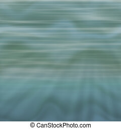 Undersea water ocean illustration - Undersea marine water...