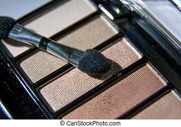 eyeshadow - natural eyeshadow palette