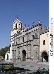 san juan bautista  - Coyoacan México D.F.