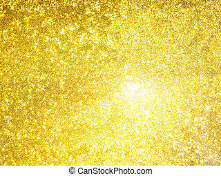 Abstract  background - Abstract Christmas golden background