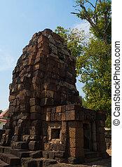Sa Kampheang Noi Castle, Sisaket Thailand