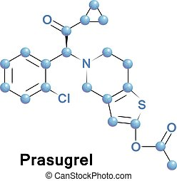 Basic RGB - Prasugrel is a platelet inhibitor for acute...
