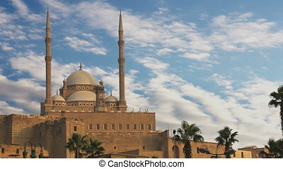 osque of Muhammad Ali Pasha - The great Mosque of Muhammad...