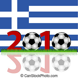Soccer 2010 Greece