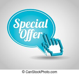 special offer design - special offer design, vector...