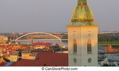 quot;bratislava old town view, slovakia, 4kquot; -...