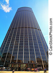 Tour Montparnasse Paris - The skyscraper Tour Montparnasse...