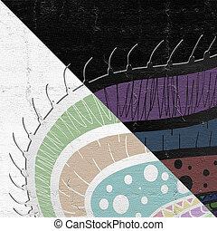 imaginative illustration - Creative design of imaginative...