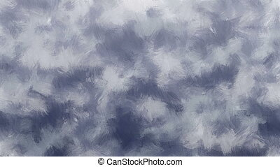 Monochrome painting background