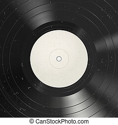 Vinyl record background.