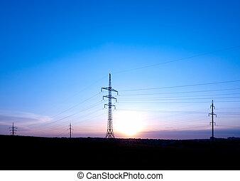Powerline - Landscape