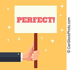 Perfect Vector flat illustration