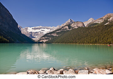 Lake Louise - Banff National Park - Alberta - Canada