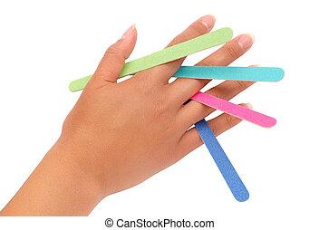 Manicure Concept