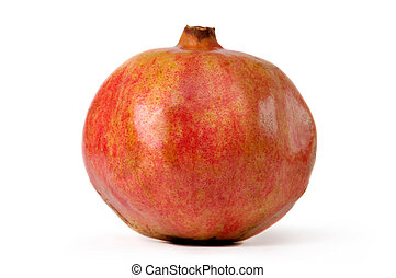 Iranian Pomegranate - Big red appetizing Iranian pomegranate...