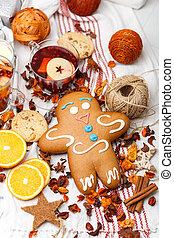 the big gingerbread