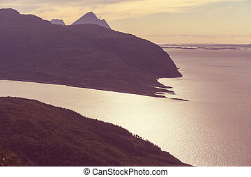 Northern Norway landscapes