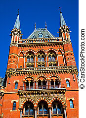 old architecture in london
