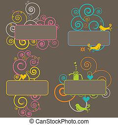 4 Retro Design Elements