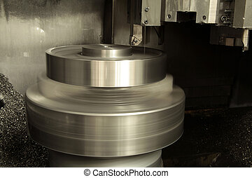 Metalworking CNC