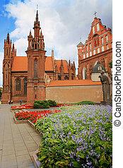 St. Anne in Vilnius - Church of St. Anne in Vilnius