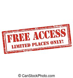Free Access-stamp