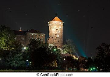 Krakow - Wawel Castle and Wistula Krakow Poland