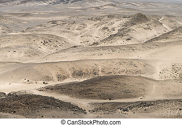 Rocky Desert at the Skelleton Coast Namibia - Rocky Desert...
